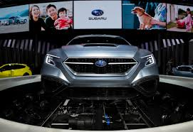 subaru concept 2017 subaru lax on inspection for domestic cars sources fortune