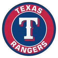 rangers logo roundel mat 27