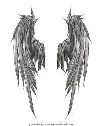 black angel wing tattoo meaning extreme angel wings tattoo