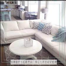 Slipcovered Sectional Sofa by Best 25 Sectional Slipcover Ideas Only On Pinterest Slipcovers