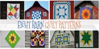 How To Make A Barn Quilt Barn Quilt Patterns Designs Ideas U0026 More