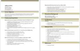 Warehouse Jobs Resume by Warehouse Material Handler Resume Materia Handler Resume Jeffrey