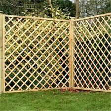 top trellis fence u2013 outdoor decorations