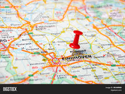 Holland Map Eindhoven Holland Map Stock Photo U0026 Stock Images Bigstock