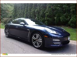 porsche dark blue metallic luxury porsche panamera 4 dark blue metallic super car