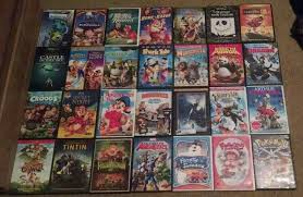 animated dvd collection by mlp vs capcom on deviantart