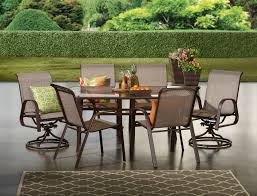 Savannah Outdoor Furniture by Fingerhut Alcove Savannah 7 Pc Patio Set