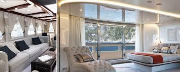 Boat Interior Refurbishment Yacht Interior Designers Architects