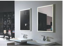 Lighted Mirrors For Bathroom Illuminated Mirrors Review Mirror