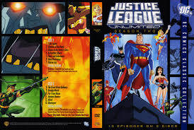 justice league unlimited justice league unlimited season two