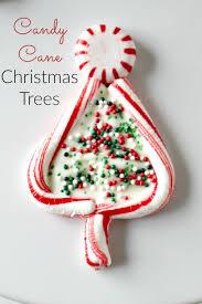 candy cane christmas trees princess pinky
