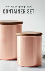 martha stewart kitchen canisters store your odds and ends in plain sight and in style with