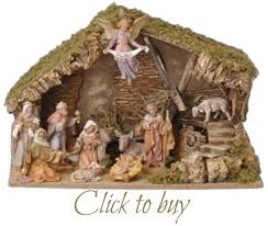 home interiors nativity set fontanini nativity sets add italian traditions to your home this
