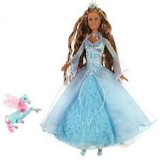 barbie magic pegasus rayla cloud queen doll