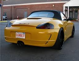 porsche boxster rear having a hard time deciding on a new rear emblem page 2 986