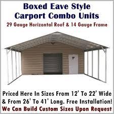 carport with storage plans carport storage combo units metal carport depot