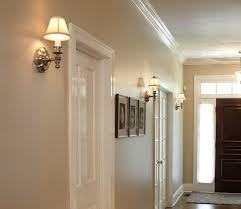 how to decorate your hallway with a wall sconce how to decorate