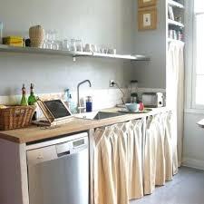 volet roulant cuisine rideau pour meuble de cuisine rideau pour meuble de cuisine kit