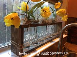 farmhouse table vase rustica decor vase urban wood window