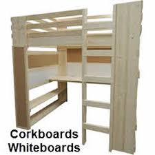 Bunk Beds And Desk Loft Bed U0026 Bunk Beds For Home U0026 College Made In Usa