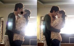 film korea hot terkenal adegan ciuman paling hot drama korea segiempat