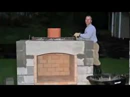 Outdoor Cinder Block Fireplace Plans - excellent decoration building a outdoor fireplace entracing 1000