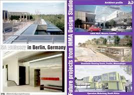 african design magazine architect profile mma design studio