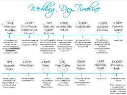 wedding planning schedule wedding schedule template best 25 wedding timeline template ideas