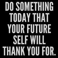 Gym Motivation Meme - some monday motivation do something for your future self today