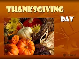 презентация на тему thanksgiving day thanksgiving united states