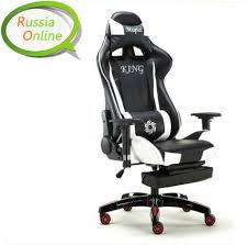 new arrival racing synthetic leather gaming chair internet cafes