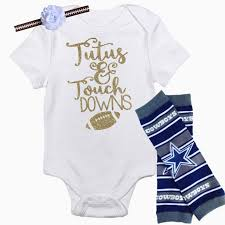 dallas cowboys baby u2013 peachy keen boutique