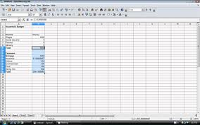 How To Set Up A Monthly Budget Spreadsheet How To Create A Budget Template Youtube