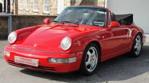 red porsche convertible used porsche 911 carrera 4 911 carrera 4 cabrio for sale in leeds