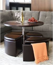 kitchen awwesome luxurious round adjustable height coffee tables