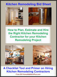 Kitchen Remodel Schedule Template by Bathroom Vanities Checklist For Remodeling A Kitchen Remodeling