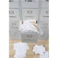 how to organize a file cabinet system the simplest filing system in the world paper tiger