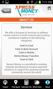 xpress money android apps on google play