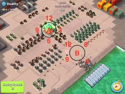 how do you orient your operation bases boombeach