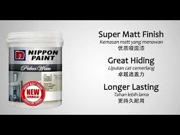 nippon perfect white interior paint youtube