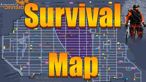 the division the most detailed survival map division tech