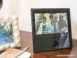 amazon echo show review alexa gets fancy android central