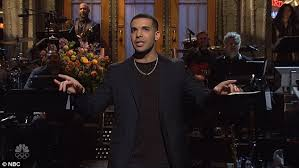 Drake Walking Meme - drake pokes fun at himself and dresses up as rihanna as he hosts