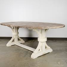 x leg dining table oval wood dining table with x leg