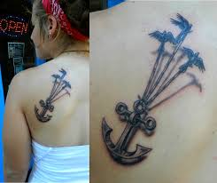 infinity anchor tattoo photos pictures and sketches tattoo