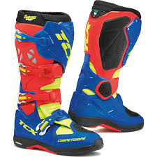 motocross boots uk tcx comp evo michelin motocross boots off road racing high