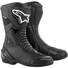 s waterproof boots uk alpinestars smx s waterproof boots black free uk delivery