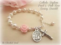 baptism rosary baptism rosary katholische ba mdchen taufe rosenkranz