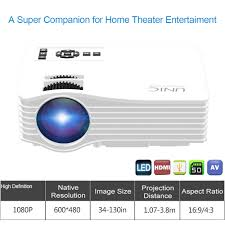 home theater projector 1080p aliexpress com buy unic uc36 mini portable led projector 1000