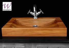 teak bathroom basins alita